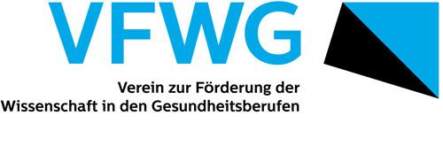 Association for the Advancement of Science in the Health Professions (Verein zur Förderung der Wissenschaft in den Gesundheitsberufen - VFWG) - logo